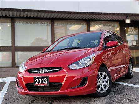 2013 Hyundai Accent GL (Stk: 2008257) in Waterloo - Image 1 of 18