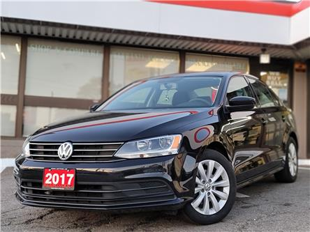 2017 Volkswagen Jetta 1.4 TSI Trendline+ (Stk: 2008247) in Waterloo - Image 1 of 20
