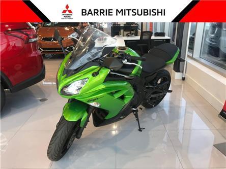 2012 Kawasaki NINJA 650  (Stk: K0176B) in Barrie - Image 1 of 9