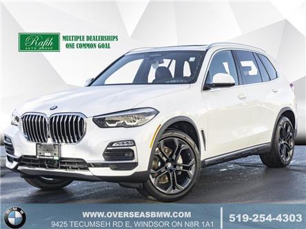 2021 BMW X5 xDrive40i (Stk: B8352) in Windsor - Image 1 of 20