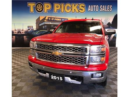 2015 Chevrolet Silverado 1500 LTZ (Stk: 429865) in NORTH BAY - Image 1 of 27