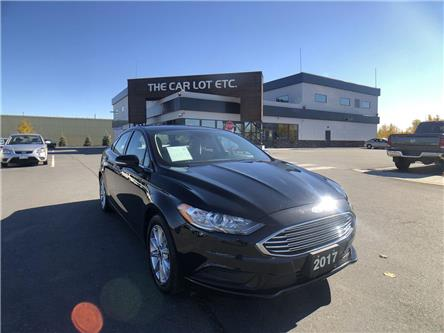 2017 Ford Fusion SE (Stk: 20489) in Sudbury - Image 1 of 24