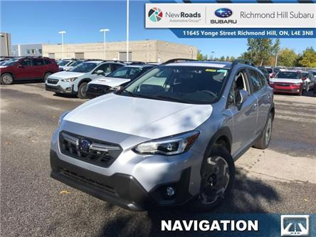2021 Subaru Crosstrek Limited w/Eyesight (Stk: 35514) in RICHMOND HILL - Image 1 of 22