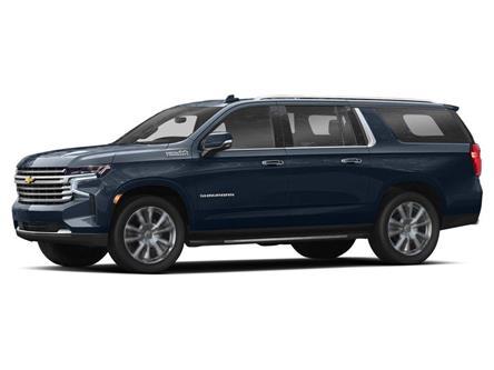 2021 Chevrolet Suburban Z71 (Stk: TMR179148) in Terrace - Image 1 of 2
