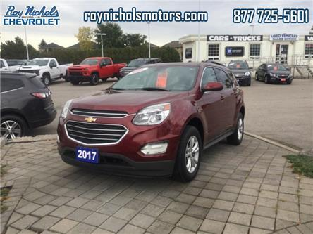 2017 Chevrolet Equinox LT (Stk: P6612) in Courtice - Image 1 of 14