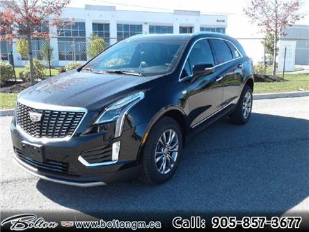 2021 Cadillac XT5 Premium Luxury (Stk: 114307) in Bolton - Image 1 of 15