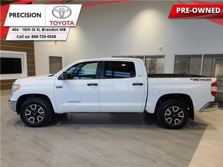 2017 Toyota Tundra SR5 (Stk: 204101) in Brandon - Image 1 of 27