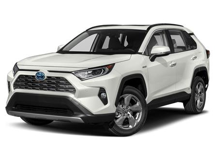2021 Toyota RAV4 Hybrid Limited (Stk: N2149) in Timmins - Image 1 of 9