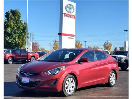 2015 Hyundai Elantra  (Stk: P2547A) in Bowmanville - Image 1 of 22