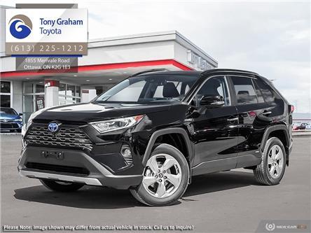 2021 Toyota RAV4 Hybrid Limited (Stk: 59906) in Ottawa - Image 1 of 23