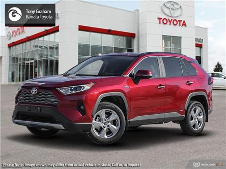 2021 Toyota RAV4 Hybrid Limited (Stk: 90766) in Ottawa - Image 1 of 24