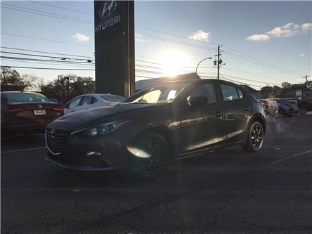 2014 Mazda Mazda3 Sport GX-SKY (Stk: N666A) in Charlottetown - Image 1 of 28