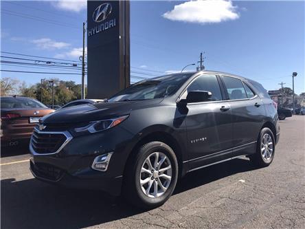 2018 Chevrolet Equinox LS (Stk: U3697) in Charlottetown - Image 1 of 29