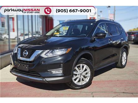 2017 Nissan Rogue SV (Stk: N1715) in Hamilton - Image 1 of 22