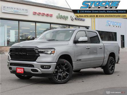 2021 RAM 1500 Rebel (Stk: 34957) in Waterloo - Image 1 of 27