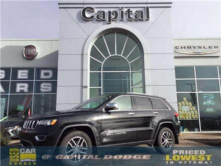 2017 Jeep Grand Cherokee Limited (Stk: L00645A) in Kanata - Image 1 of 27
