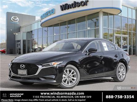2021 Mazda Mazda3 GX (Stk: M32653) in Windsor - Image 1 of 23