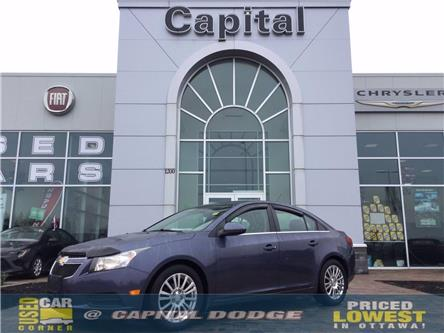 2013 Chevrolet Cruze ECO (Stk: L00485A) in Kanata - Image 1 of 17