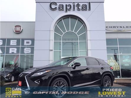 2017 Lexus RX 350 Base (Stk: L00666A) in Kanata - Image 1 of 26