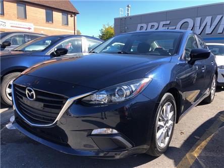 2016 Mazda Mazda3 GS (Stk: P3047) in Toronto - Image 1 of 22