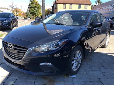2016 Mazda Mazda3 Sport GS (Stk: P3036) in Toronto - Image 1 of 20