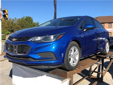 2018 Chevrolet Cruze LT Auto (Stk: P2888A) in Toronto - Image 1 of 20