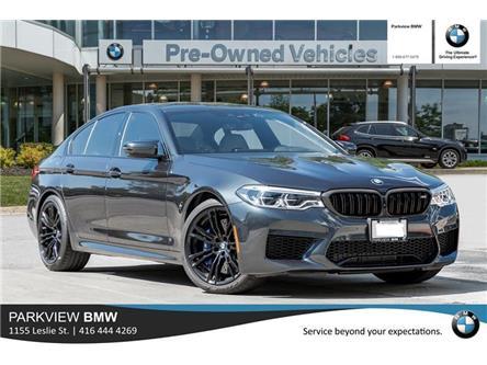 2019 BMW M5  (Stk: PP9308) in Toronto - Image 1 of 21