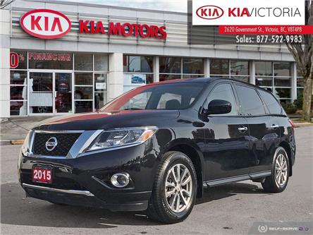 2015 Nissan Pathfinder S (Stk: A1531A) in Victoria - Image 1 of 25