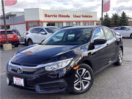 2016 Honda Civic LX (Stk: U16853) in Barrie - Image 1 of 25