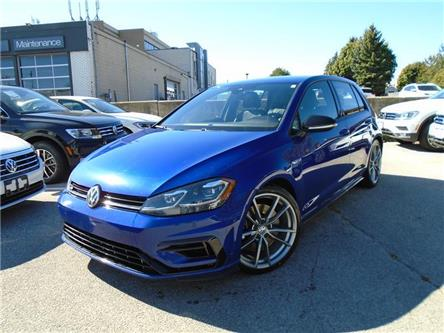 2018 Volkswagen Golf R 2.0 TSI (Stk: P7568) in Toronto - Image 1 of 21