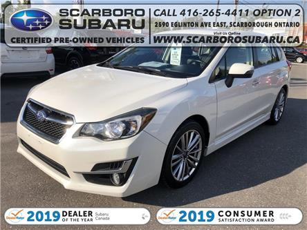 2015 Subaru Impreza 2.0i Limited Package (Stk: FH207573) in Scarborough - Image 1 of 21