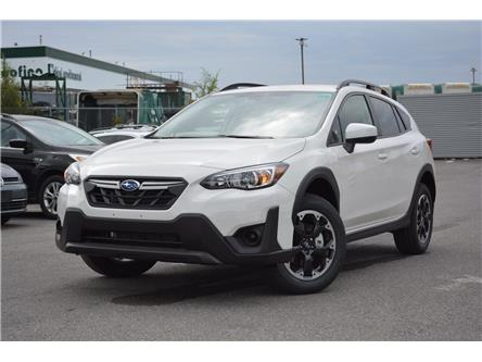 2021 Subaru Crosstrek Convenience (Stk: SM046) in Ottawa - Image 1 of 25