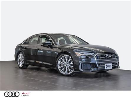 2019 Audi A6 55 Technik (Stk: 52320) in Ottawa - Image 1 of 21