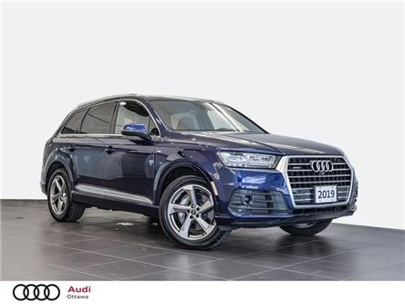 2019 Audi Q7 55 Technik (Stk: 53061) in Ottawa - Image 1 of 22