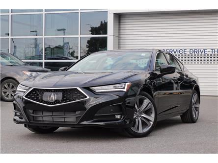 2021 Acura TLX Platinum Elite (Stk: 19386) in Ottawa - Image 1 of 30