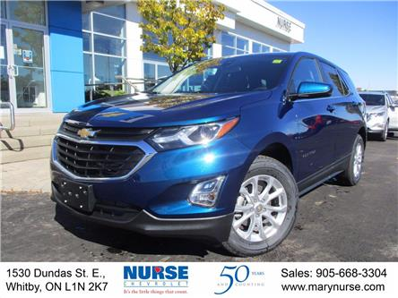 2021 Chevrolet Equinox LT (Stk: 21T007) in Whitby - Image 1 of 29