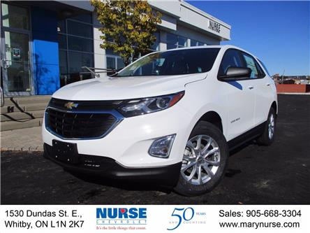 2021 Chevrolet Equinox LS (Stk: 21T018) in Whitby - Image 1 of 26