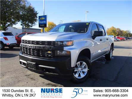 2021 Chevrolet Silverado 1500 Work Truck (Stk: 21P007) in Whitby - Image 1 of 23