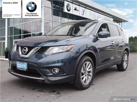 2015 Nissan Rogue SL (Stk: U0200) in Sudbury - Image 1 of 25