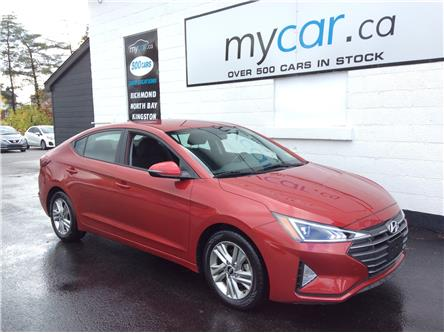 2020 Hyundai Elantra Preferred (Stk: 201064) in North Bay - Image 1 of 21