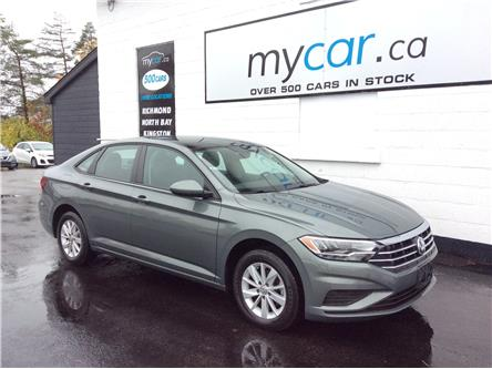 2019 Volkswagen Jetta 1.4 TSI Highline (Stk: 201057) in Cornwall - Image 1 of 22