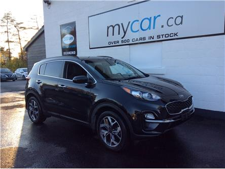 2020 Kia Sportage EX (Stk: 201065) in North Bay - Image 1 of 21