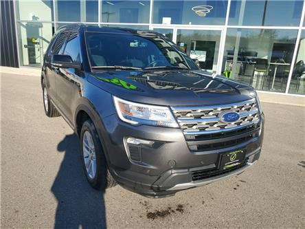2018 Ford Explorer XLT (Stk: 5792 Ingersoll) in Ingersoll - Image 1 of 30