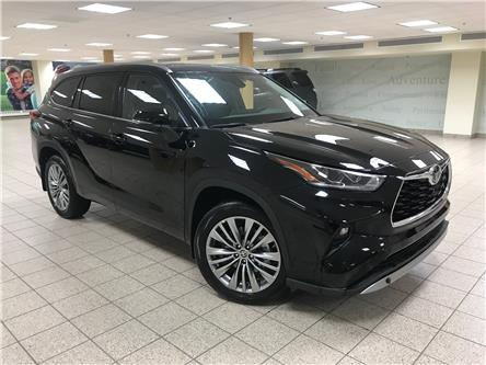 2021 Toyota Highlander Limited (Stk: 210135) in Calgary - Image 1 of 21