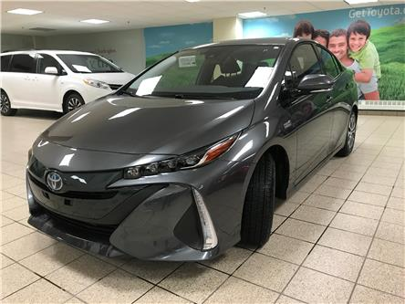 2021 Toyota Prius Prime Base (Stk: 210133) in Calgary - Image 1 of 21