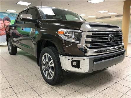 2021 Toyota Tundra Platinum (Stk: 210137) in Calgary - Image 1 of 19