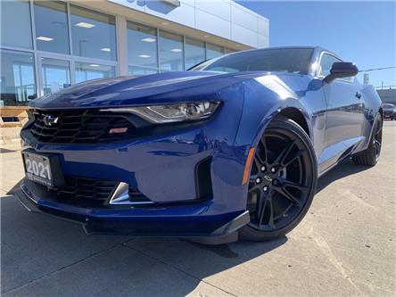 2021 Chevrolet Camaro  (Stk: 04437) in Carleton Place - Image 1 of 22