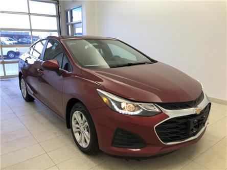 2019 Chevrolet Cruze LT (Stk: 01088A) in Sudbury - Image 1 of 12