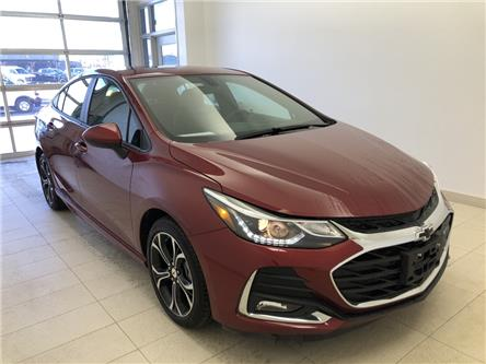 2019 Chevrolet Cruze LT (Stk: 01089A) in Sudbury - Image 1 of 12