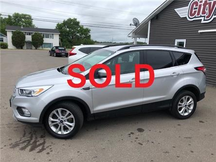 2017 Ford Escape SE (Stk: ) in Sussex - Image 1 of 26